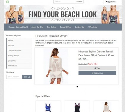 Discount Swimwear Shop