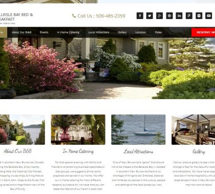 belleisle bay bed and breakfast